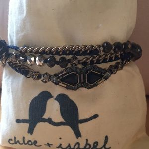 Chloe + Isabel Monarch Multi-Wrap Bracelet